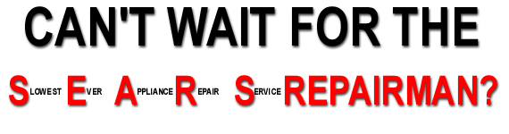 Dishwasher Repair Appliance Repair Service